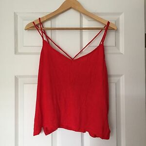 H&M Red Tank Top