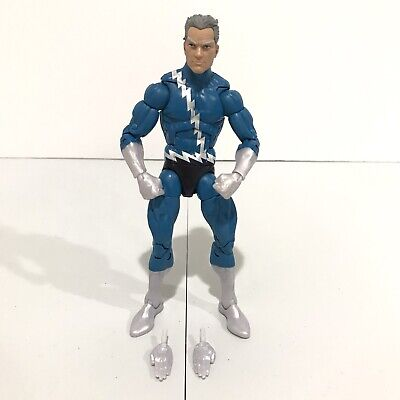 Marvel Legends Quicksilver Loose Family Matters Pack Brotherhood Mutants X-Men