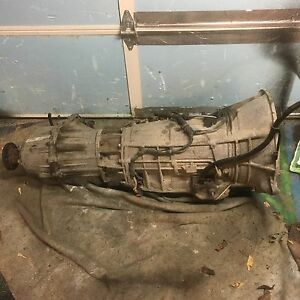 2005 Jeep Grand Cherokee transmission/transfer case.  Oakville / Halton Region Toronto (GTA) image 1