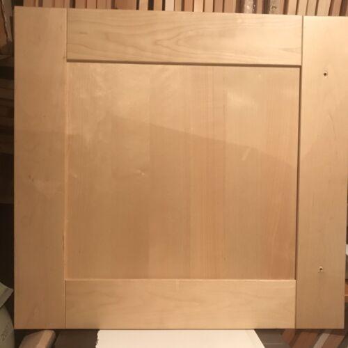 IKEA Faktum Ädel, Birke Tür, 60x57 cm
