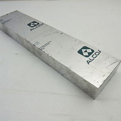 2 Thick Cast Aluminum Mic-6 Alcoa Plate 5.375 X 17.25 Sku136679
