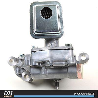 (Engine Oil Pump Fits 2001-2011 2.4L Toyota Camry RAV4 Scion Pontiac 2AZFE)