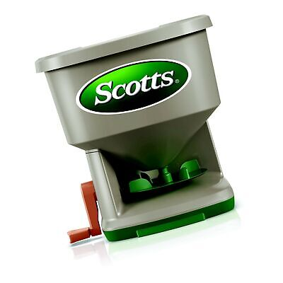 Scotts Whirl Hand Powered Spreader - Spread Grass Seeds or other seeds