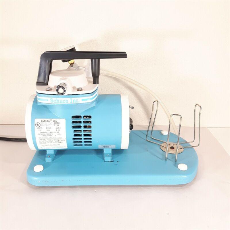 Schuco Incorporation Model VAC S130 Vacuum Suction Pump