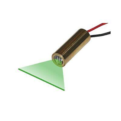 Quarton Laser Module Vlm-520-28 Lpt Green Laser Line Generator Economical Li...