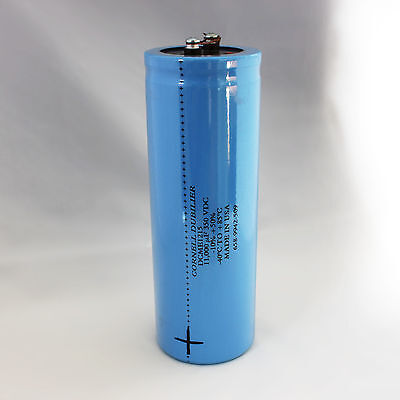 11000uf 350v - Cornell Dubilier Aluminum Electrolytic Capacitor