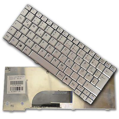 Tastatur für SONY Vaio VPC-M VPC-M21 VPC-M12 VPC-M13 Silber Laptop Keyboard