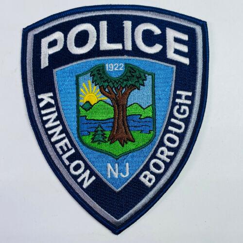 Kinnelon Borough Police Morris County New Jersey NJ Patch (B1)