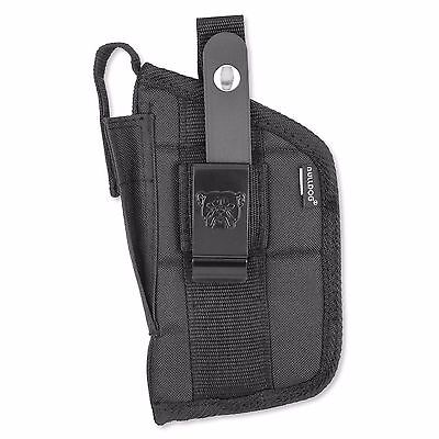 Bulldog Gun holster For Smith & Wesson M&P Sigma 40 (9mm) With Tactical