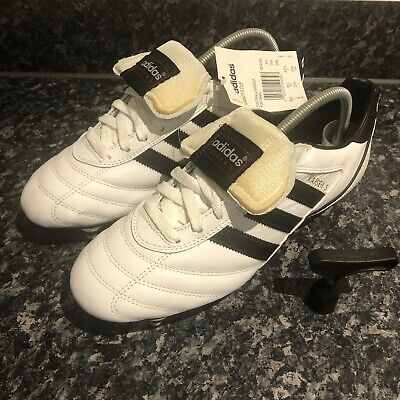 Brand New Adidas Kaiser Cup SG UK8.5 Football Boots