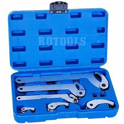 Gelenk Hakenschlüssel Zapfenschlüssel Nutmutternschlüssel Set 6329