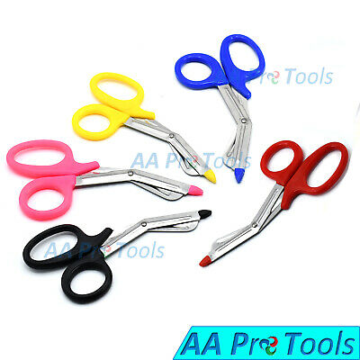 Paramedic Emt Trauma Shears Scissors With Probe Utility Scissors 7.5