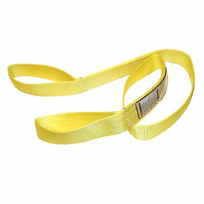 Tuff Tag 2 X 14 Ft Nylon Web Lifting Sling Tow Strap 1 Ply Ee1-902 Eye Eye