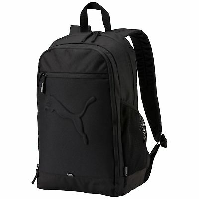 PUMA Buzz Backpack Rucksack Sportrucksack Tasche Black Schwarz Erwachsene Neu