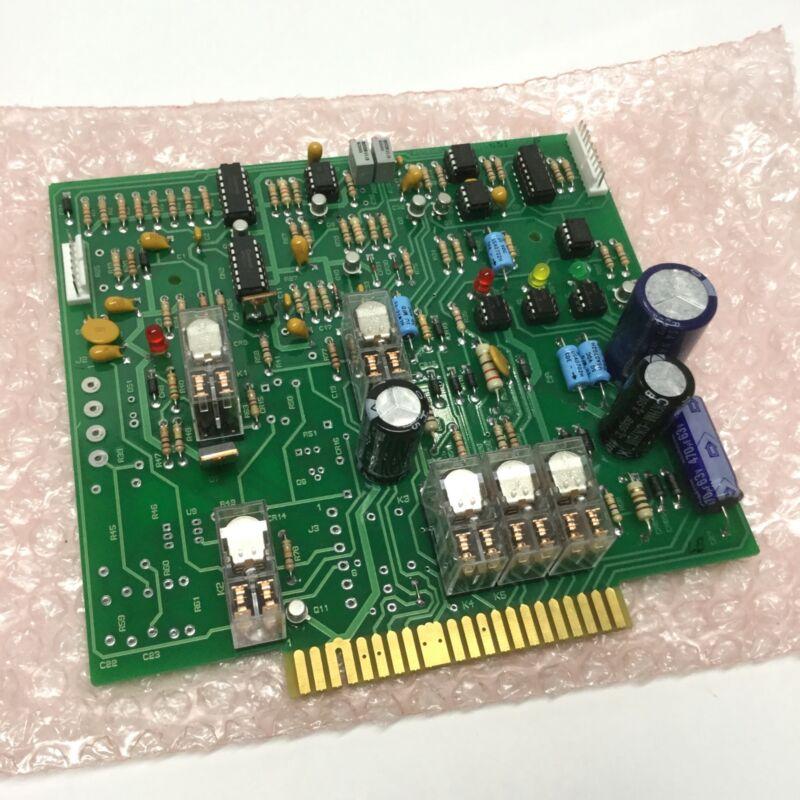 Lee Laser 020091-001 Interlock/Water Quality Status PCB for LDP Power Supply