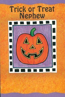 Nephew Halloween Greeting Card 5