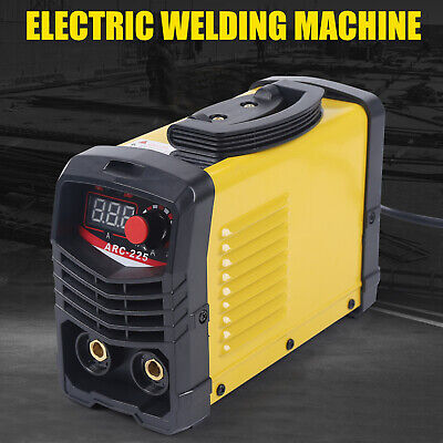 110v Mma Arc Welding Machine Portable Igbt Inverter Welder For Metal Processing