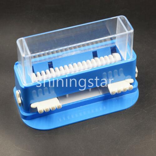 Dental Cotton Tip Micro Brush Applicator Dispenser Container Holder Microfiber
