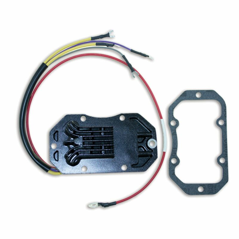 CDI Electronics 193-5204 Johnson/Evinrude Voltage Regulator - 4/6 Cyl. 35 Amp...