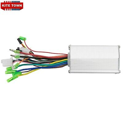 Us New 24v36v 250w Electric Bicycle Scooter Brushless Dc Motor Speed Controller