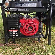 Honda 8000h 6kva generator Australind Harvey Area Preview