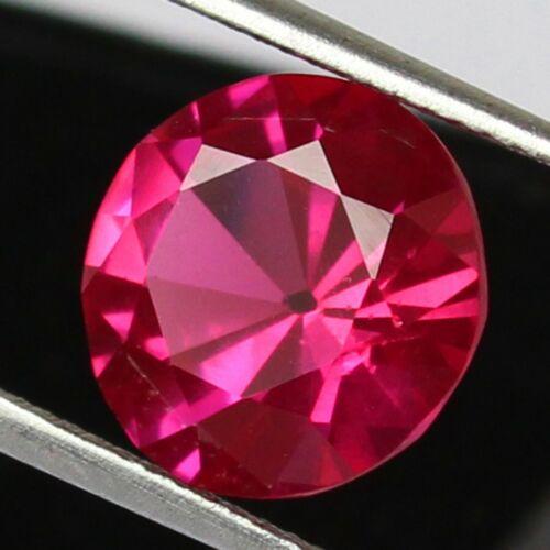 Certified 4.50 Ct+ Natural RARE Utah Red Beryl Bixbite Unheated  Loose Gemstones