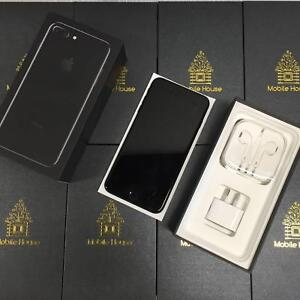 Like a New iPhone 7 Plus Jet Black 256G Warranty+Tax Invoice