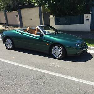 1998 Alfa Romeo Spider Convertible Cammeray North Sydney Area Preview