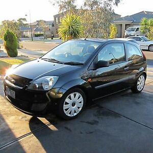2007 Ford Fiesta Hatchback WQ LX 3 Door Man -SUIT REPAIRER ONLY- South Morang Whittlesea Area Preview