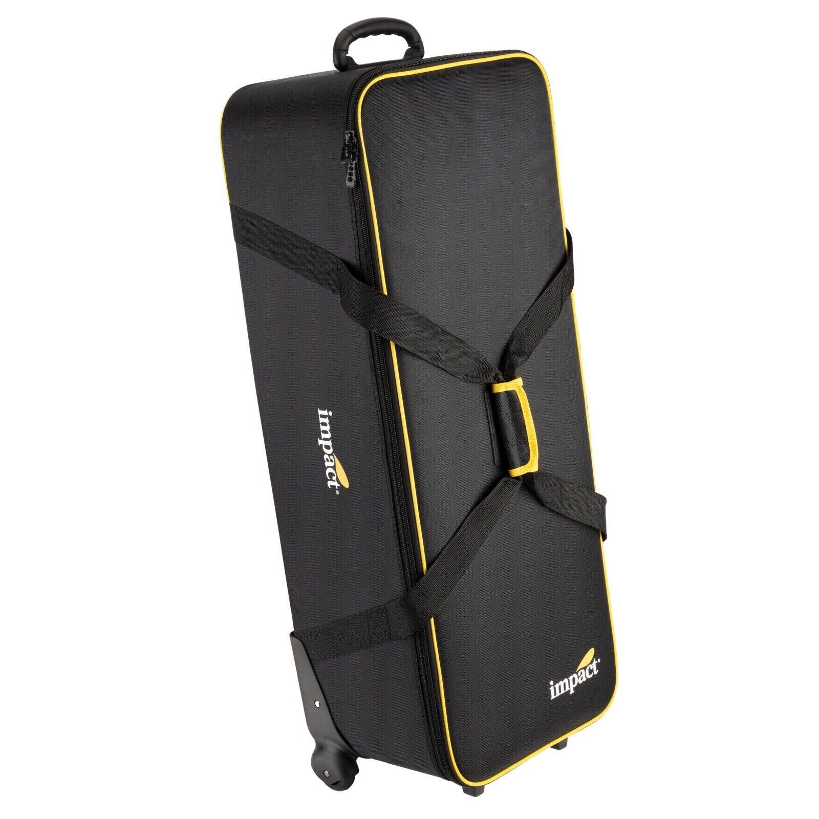 NEW Impact Light Kit Roller Bag Medium - LKB-R2-V2 - Adjustable - $50.00