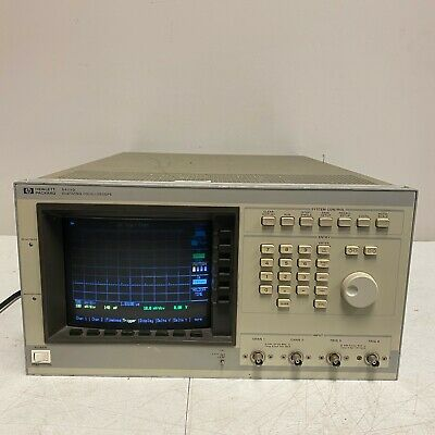 Agilent Hp 54111d Digitizing Oscilloscope 2 Channel 500mhz Tested And Working