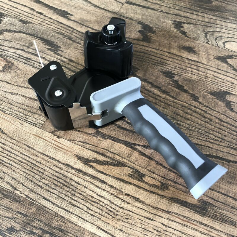 "2"" Tape Gun Dispenser (Handheld) by NORAM Lightweight & Heavy Duty! NEW!"
