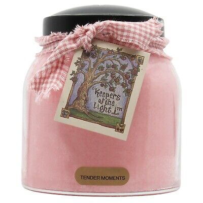 A Cheerful Giver Tender Moments Scented Jar Candle JP139