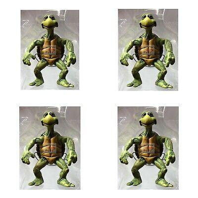 BABY TURTLES LOT (qty of 4 ) Neca Teenage Mutant Ninja Turtles 4