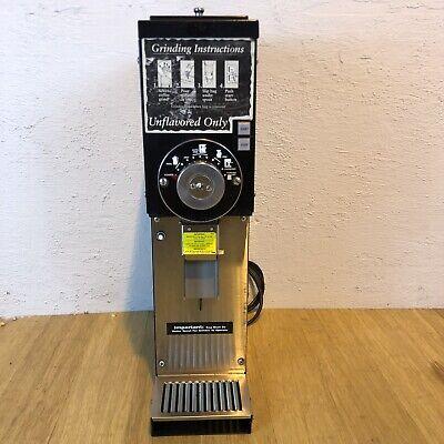 Grindmaster 890 Commercial 3lb Bulk Precision Burr Coffee Grinder - Used - Works