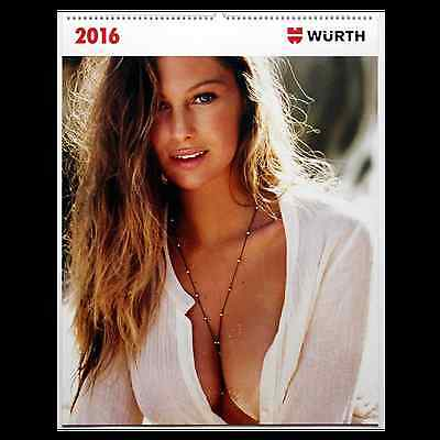 2016 Wurth Swimsuit Calendar  Not Available From Wurth In The U S A