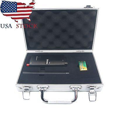 Anti-Spy Bug Detect Signal Sensor Detector Privacy Body Guards GPS Location US