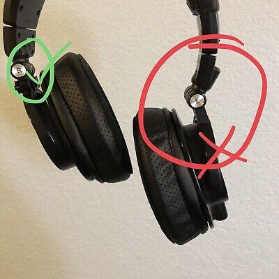 Audio-Technica ATH-M50/M50x Hinge Repair Kit (Version 2)