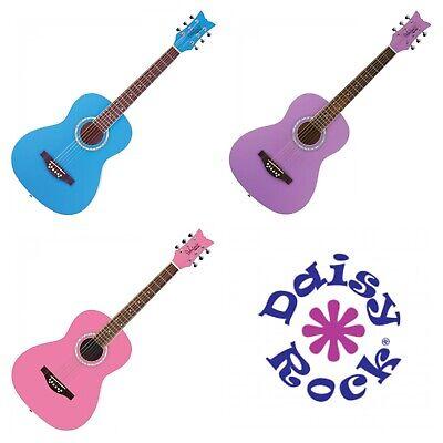 Daisy Rock Debutante Junior 3/4 Size Acoustic Guitar