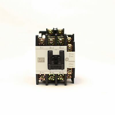 Shihlin Magnetic Contactor S-p21 3a1a1b Coil 110v