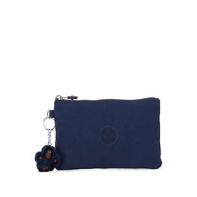 Kipling Viv Pouch True Blue