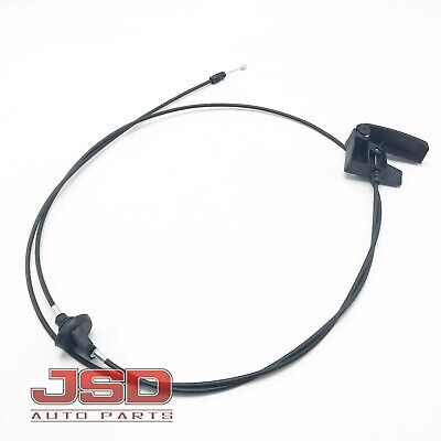 Hood Release Cable 15142953 for GMC Sierra Chevy Silverado 1500 2500 3500