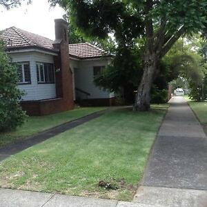 Small Cottage next to  the  shops Gladesville Ryde Area Preview