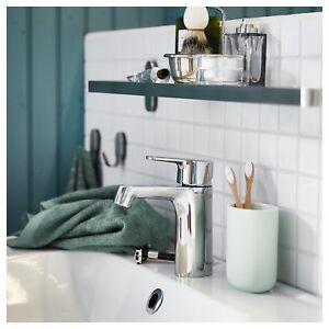[Brand New] IKEA BROGRUND Bathroom faucet, chrome plated