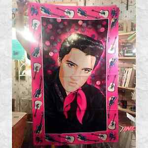 New Vintage Elvis Presley Wall Hanging Tapestry