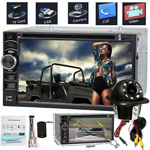 For Hummer H1 H2 07 06 05 04 03 Car Stereo DVD CD Radio Bluetooth AUX USB+Camera