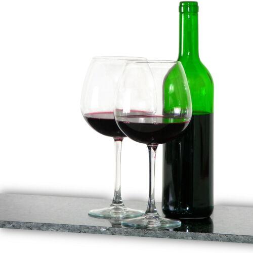 2er Set SEHR große 0,78L Weingläser XXL Rotwein Glas Weinglas Burgunderglas groß