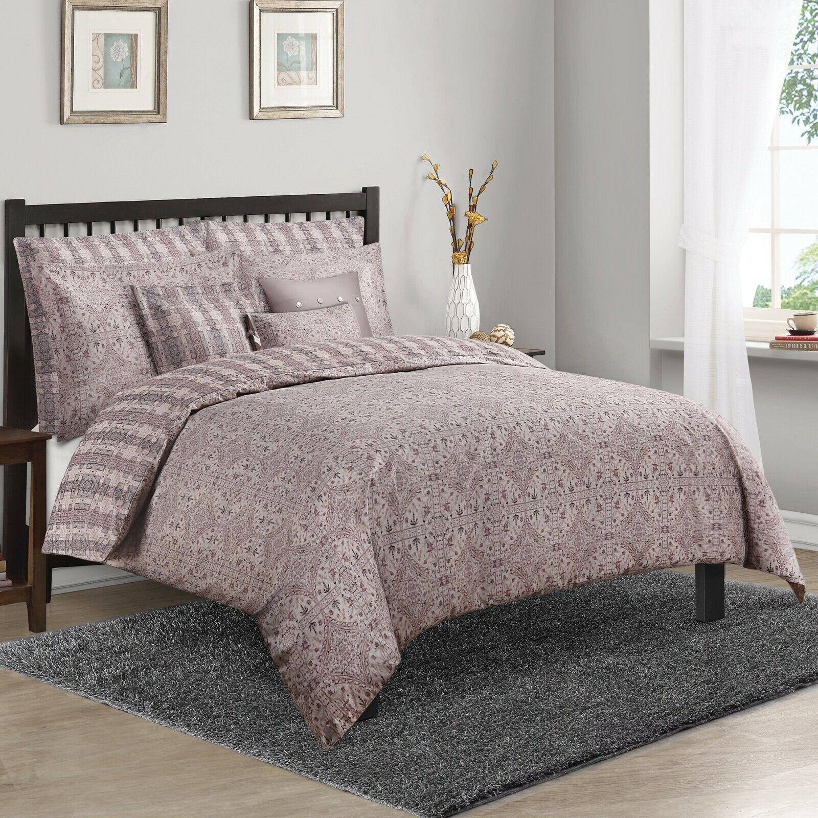 Home Persia 100% Cotton Duvet Cover Bedding