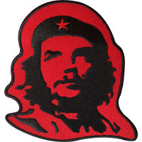 Che Guevara Patch Embroidered Badge Iron Sew On Jacket Jeans Beret Star Applique -  - ebay.co.uk