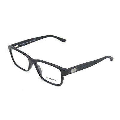 Versace Men's VE3198 Eyeglasses 55mm